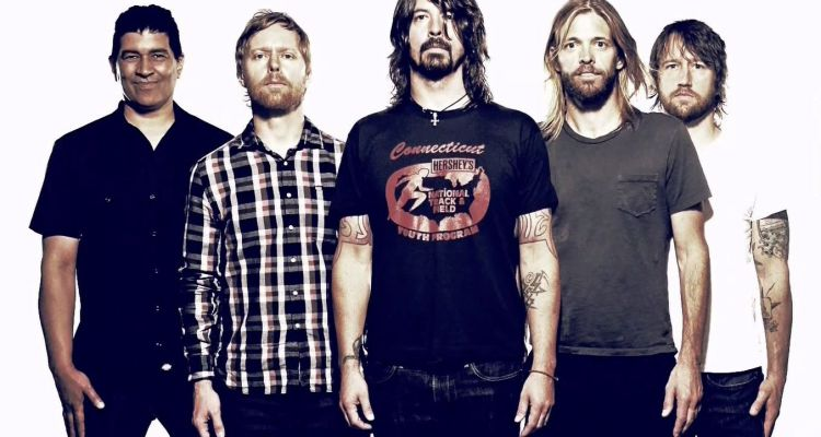 Foo Fighters offica1