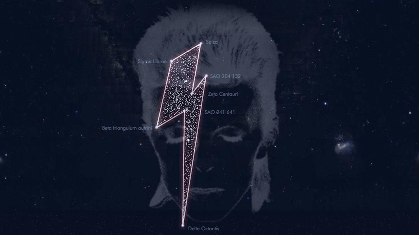 Созвездие Д.Боуи